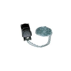 Notentriegelung CBX Handkette bestehend:,umlaufende Stahlkette L= 10m,Getriebegehäuse und Sicherheitsschalter