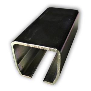 Laufschiene NIKO Typ 25.000 60x65x3,6,Torlaufschiene Stahl verzinkt, Top Clean,Lagerlänge 6m