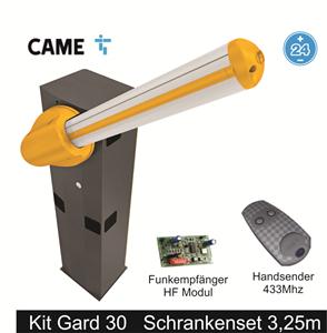 Schrankenset CAME Sperrbreite 3250mm