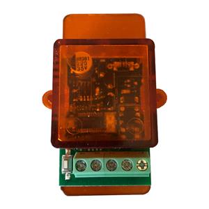 Universalempfänger 433Mhz,Einkanalempfänger Festcode Einbauversion,für 20 Codes-Nutzer